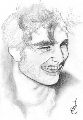 Robert Pattinson par BengtIda